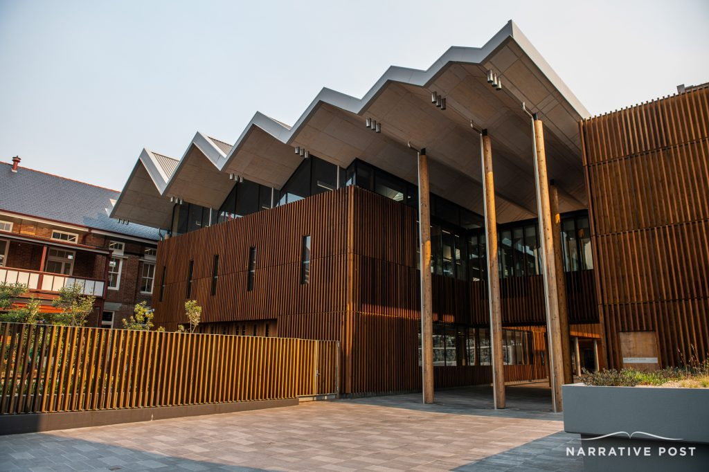 Marrickville Library / by Narrative Post